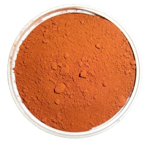 Iron (III) Oxide Red - supplied by www.amertek.co.uk