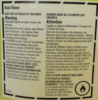 ecolab 15461 instructions