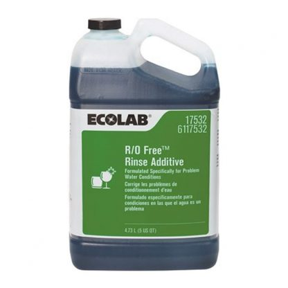 Ecolab 17532 / 6117532 R/O Rinse Additive